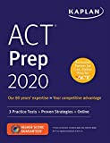 Best Act Preps - ACT Prep 2020: 3 Practice Tests + Proven Review