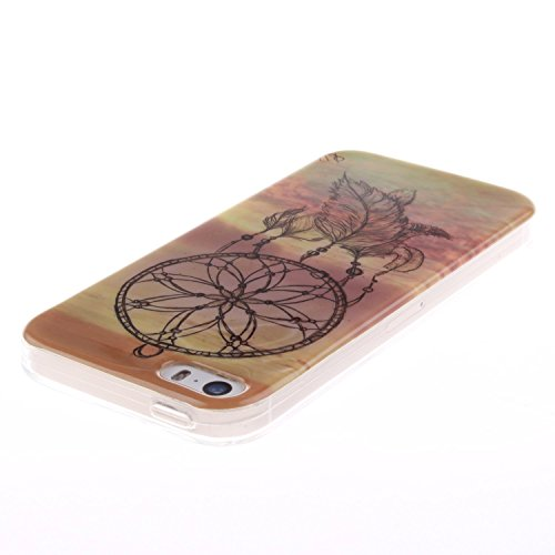 iPhone 6 Plus Coque Silicone Etui en Transparent Souple Case Cover pour iPhone 6S Plus,Coque Housse Etui pour iPhone 6S Plus,iPhone 6S Plus Coque Transparente,iPhone 6S Plus Coque Bling,EMAXELERS iPho TPU 4