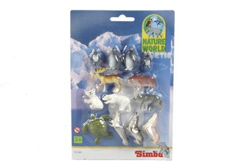 Simba Nature World 4342597-Ártico Animales Set