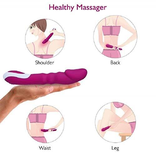 STLOVE Vibromasseur Avec Auto-Chauffage   Massager...