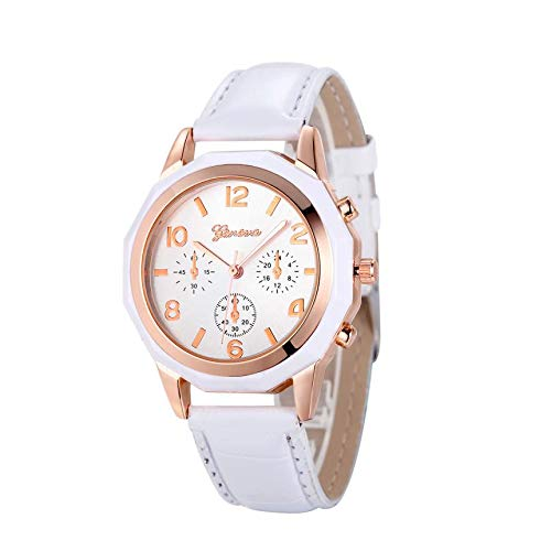 WZFCSAE 7 Neue Frauen Kleid Uhren Analog Genf Quarz Uhr Damen Mode Uhr Stunden Armbanduhr montre Femme reloj Mujer #53
