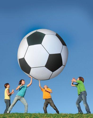 BigMouth Toys 6ft Aufblasbare Gigant hoch Fußball