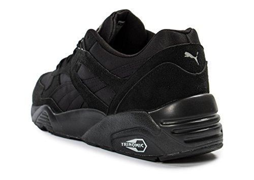 Puma - R698, Sneaker Uomo black/drizzle