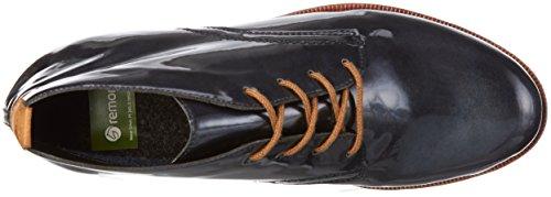 Remonte Damen R2270 Desert Boots Blau (Navy/muskat / 14)