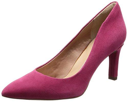 Rockport Damen Total Motion Valerie Luxe Pumps, Pink, 37 EU
