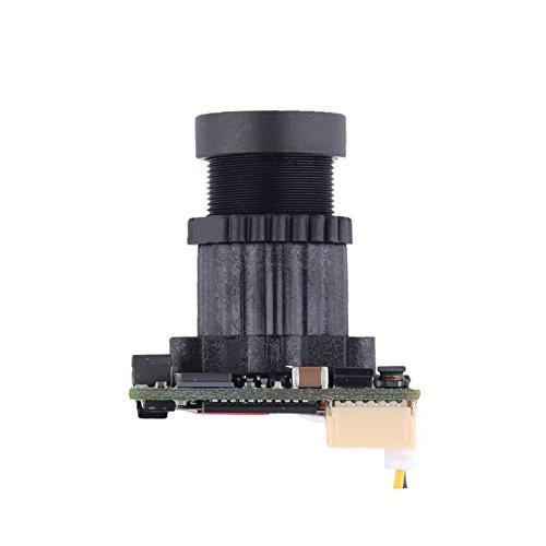HSL HD 700TVL Sony CCD PCB-Platinenkamera 2.1mm Weitwinkelobjektiv Mini FPV-Sicherheits-Nocken - 5