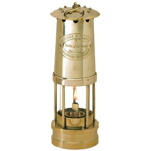Weems & Plath Öllampe Yacht (Messing) (Messing Laterne Nautische)