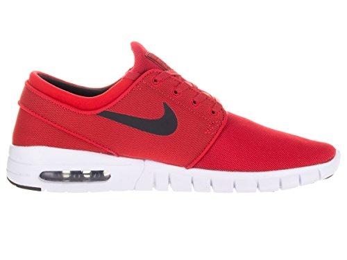 Nike - 631303-100 - Chaussures De Planche À Roulettes Rouge