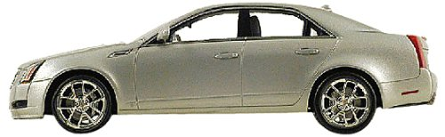 luxury-10087-modellino-auto-cadillac-cts-sport-sedan-radian-2011-metallic-argento-scala-143