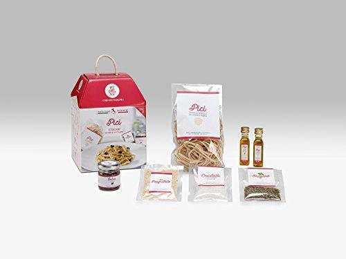 My cooking box - pici al tartufo 2 porzioni - idea regalo, cesto natale