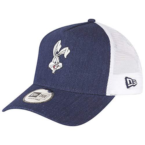 New Era Character Trucker Cap Bugs Bunny Blau Weiß, Size:ONE Size