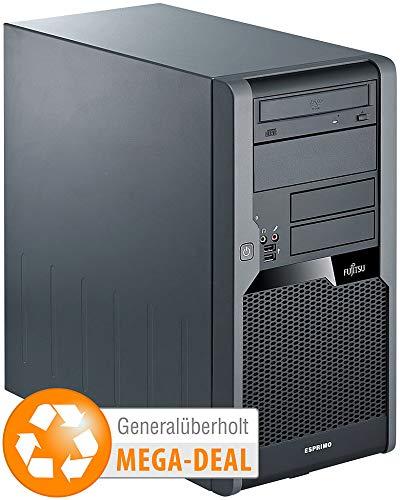 Fujitsu ESPRIMO P7936, C2D E8400, 8 GB, 2 TB, DVD-RW, Win 7 (Zertifiziert Und Generalberholt)