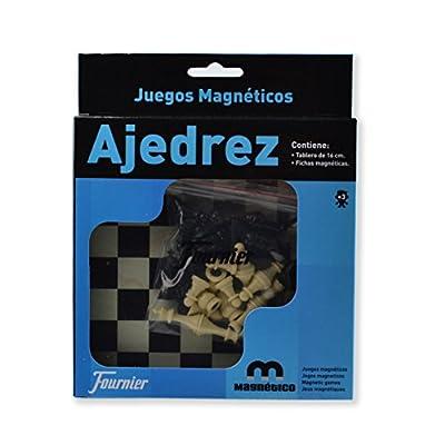 Fournier–Jeu d'échecs magnétique (f28982)