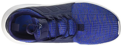 adidas X_PLR, Basses Homme Bleu (Dark Blue/Dark Blue/Ftwr White)