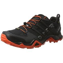 adidas Terrex Swift R Gtx, Zapatos de Senderismo para Hombre, Negro (cblack/cblack/energy)