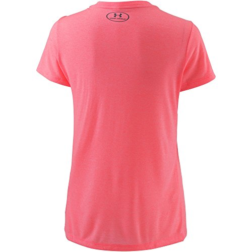 Under Armour Damen Threadborne T-Shirt korall