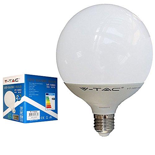 Preisvergleich Produktbild VT-1893 Warmweiß LED Birne 4W G95 E27