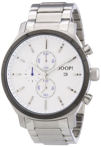 Joop Men's Quartz Watch Phenomenon JP100931F02 with Metal Strap