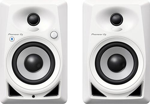 Pioneer DM-40BT Altavoz De 2 vías Blanco Inalámbrico y alámbrico 3,5mm/Bluetooth -...