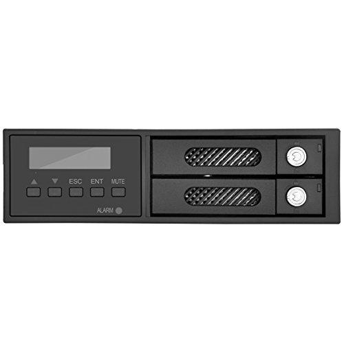 SilverStone SST-FSR202 - 5.25