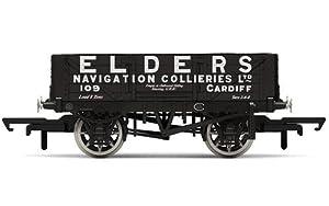 Hornby R6863 Elders Carro de Carga de 4 Placas Wagon