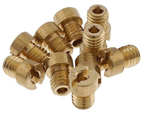Düsenset (10Stk) 2EXTREME für DELLORTO M5 / 5mm 80-125