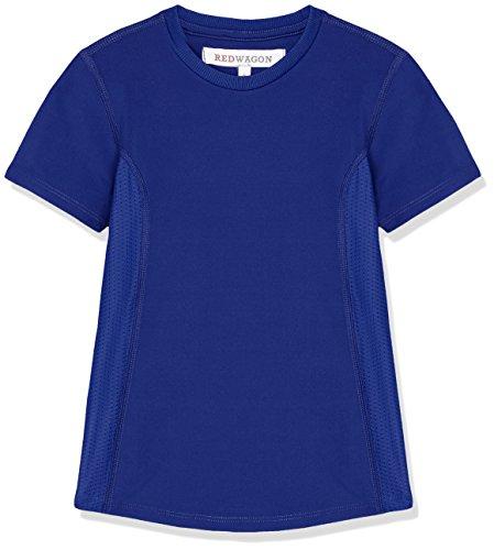 RED WAGON Jungen Atmungsaktives Sport T-Shirt, Blau (Cobalt Blue), 110 (Herstellergröße: 5 Jahre) (Für Sport-kleidung - Jungen)