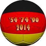 54, 74, 90, 2014 Fussball WM (Wir werden Weltmeister, Stadion Club Hits)