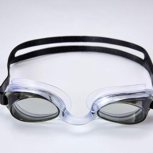 HSXHSMY Kinderschwimmbrille, Keine Leckage, beschlagfrei, wasserdicht, UV-Schutzbrille, klare Sicht