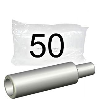 ALCOHAWK Q3I-ACC-3050 PRECISION/ELITE/PT500 MOUTHPIECES 50 PK by ALCOHAWK by AlcoHawk