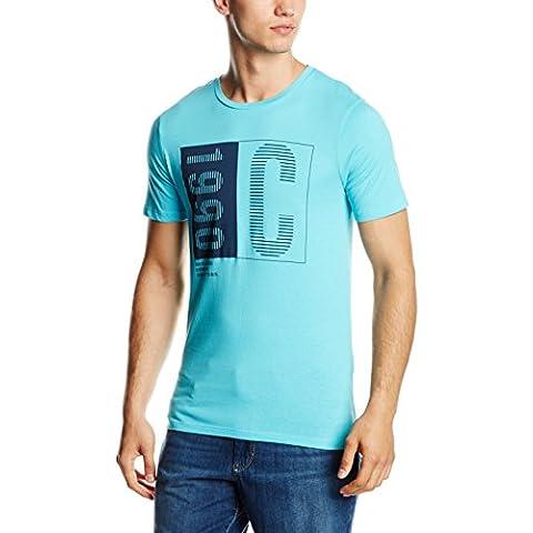 JACK & JONES JCOBOOSTER TEE SS CREW NECK 05 - Camiseta Hombre
