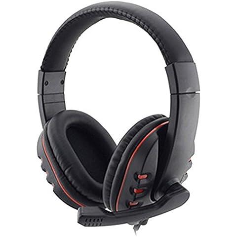 Hightech PS3 auriculares para juegos BP227X001 (friable)