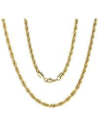 49a8fec3f163 Amazon.es  cadenas de oro para mujer  Joyería