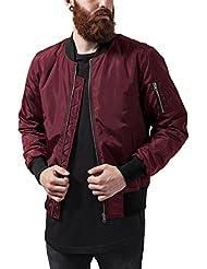 Urban Classics 2-Tone Bomber Jacket, Blouson Homme