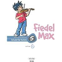 Schule für Violine Band 5 inkl 3 CDs Musiknoten Der Fiedelmax