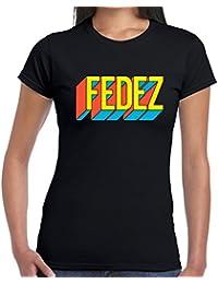 magliettone T-Shirt - Fedez - Donna 81819d525b37