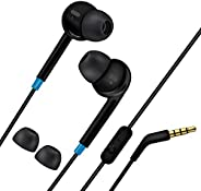 Saregama Carvaan Earphones GX01 with Mic - Designed for Augmented Music Listening Experience, invoke Digital A