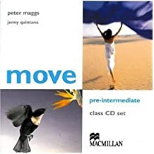[(Move Pre-Intermediate: Class Audio CDs)] [Author: Pete Maggs] published on (March, 2006)