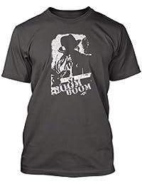 John Lee Hooker Camiseta, Hombres