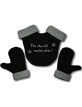 Partnerhandschuhe aus Doppelflee