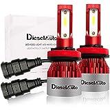 Diesel Auto Zone H11/H8/H9 Led bombillas para faros delanteros Kit de conversión