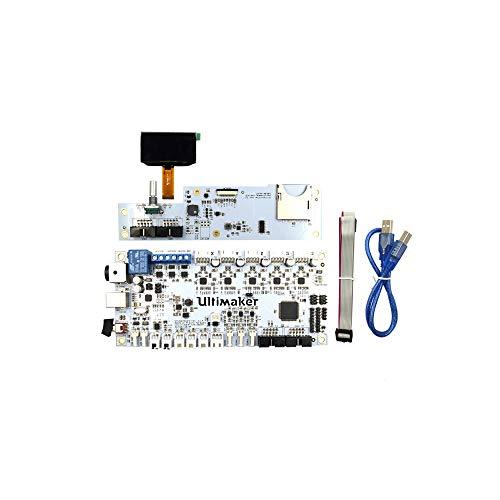 3D-Drucker-Gerät UM2 Ultimaker 2 Mainboard-Kit mit Controller-Board und Main Board-LCD-Display Für Ultimaker 3D-Drucker