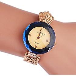 WINWINTOM Women Alloy Pointer Quartz Wrist Watch