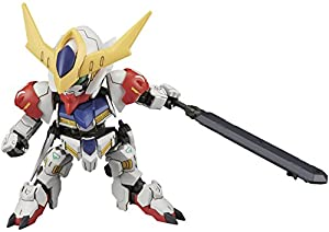 Bandai Hobby bb402SD Gundam Barbatos Lupus DX Gundam IBO Figura de acción