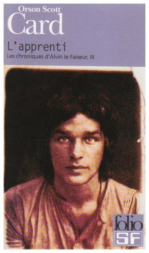 Les Chroniques d'Alvin le Faiseur, tome 3 : L'Apprenti