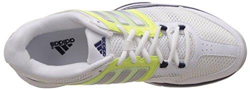 adidasBarricade Team 4 - Scarpe da tennis Donna Bianco (Bianco)