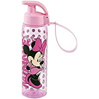 Lulabi Disney Minnie Borraccia, Plastica, Rosa, 500 ml