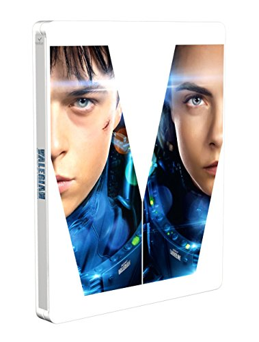Valerian Y La Ciudad De Los Mil Planetas Blu-Ray + 3d (Steelbook) [Blu-ray]