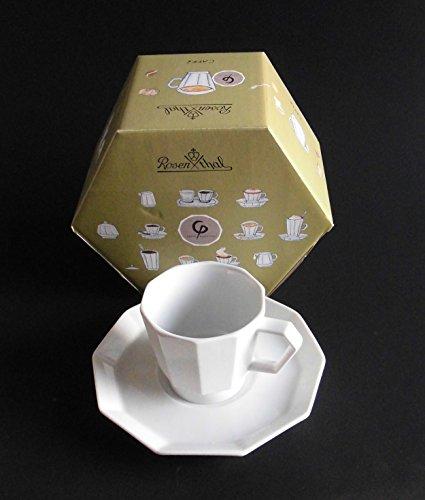 Rosenthal Cafe Perfetto - Kaffeetasse mit Untere -...