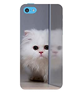 Vizagbeats cute cat Back Case Cover for Apple iPhone 6